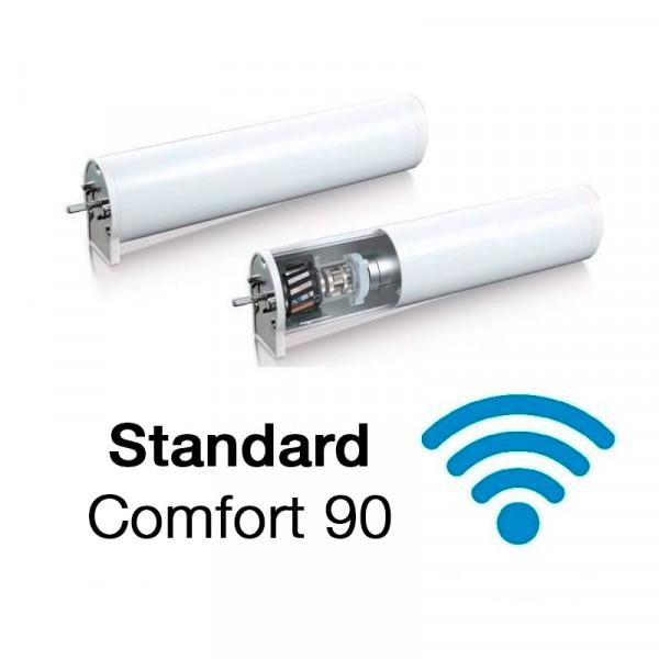 Mio Decor Elektrische Vorhangschiene Standard-Set – WLAN