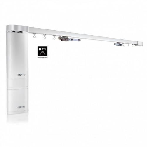 Somfy Elektrische Vorhangschiene mMotion Akku – Microflex