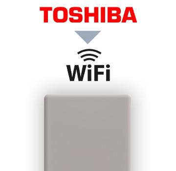 Intesis WLAN-Schnittstelle für Toshiba VRF und Digital Systems
