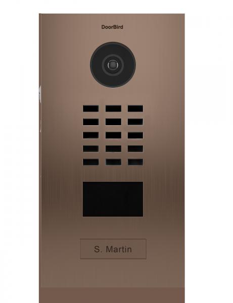 Frontblende für DoorBird D2101BV