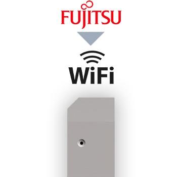 Intesis WLAN-Schnittstelle für Fujitsu RAC und VRF-Systeme (zum CN-Anschluss)