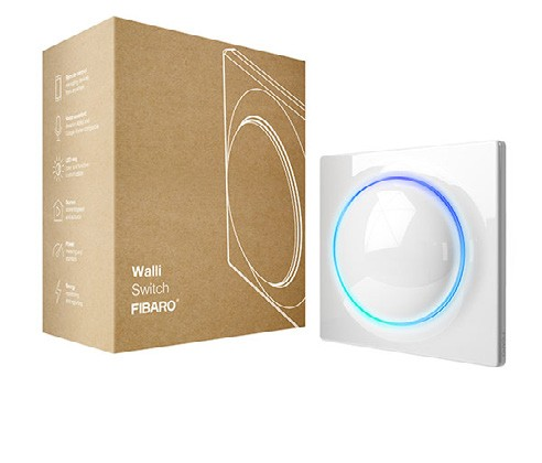 FIBARO Walli Switch (10 Pack)