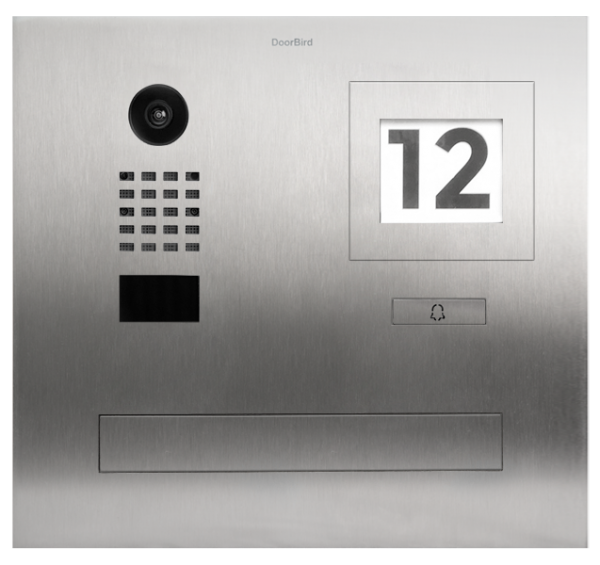 DoorBird IP Video Türstation D2101FPBI