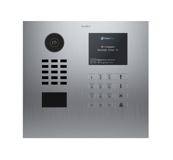 DoorBird IP Video Türstation D21DKH