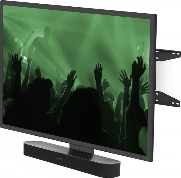 Flexson TV-Halterung beweglich für Sonos Beam/Playbar