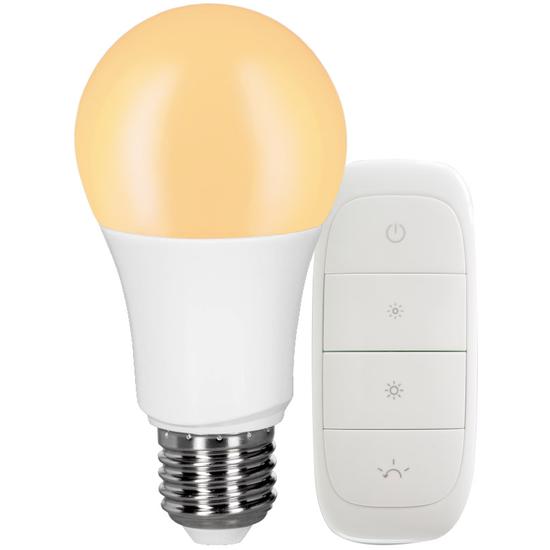 tint dimming LED Birnenform mit Mobile Switch