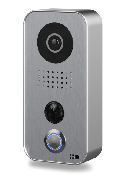 DoorBird IP Video Türstation D101S