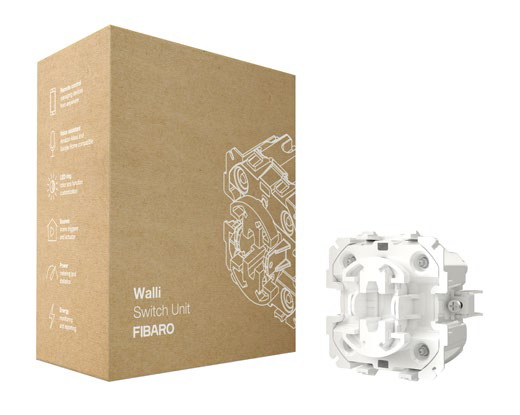 FIBARO Walli Switch Unit (10 Pack)