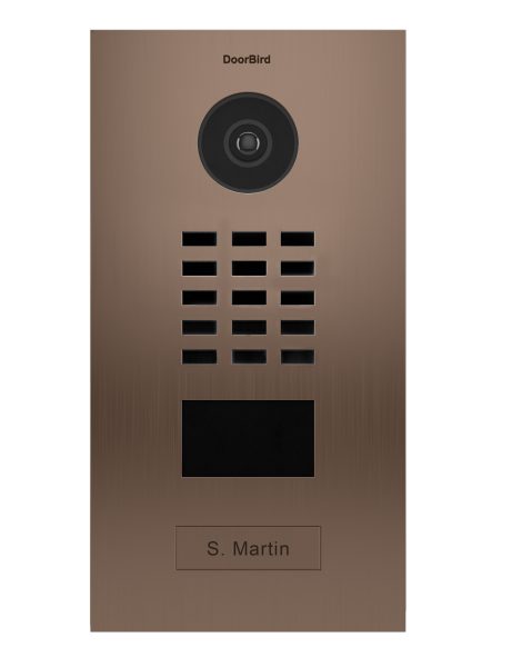 DoorBird IP Video Türstation D2101BV