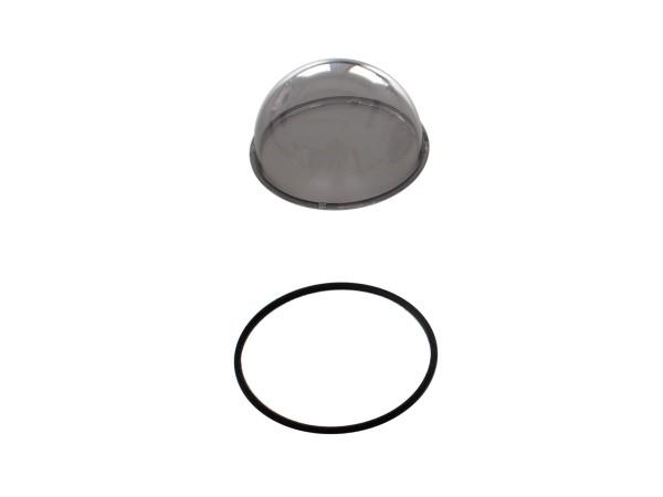 lunaIP SCC getönte Kuppel 80 mm