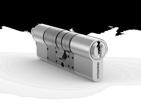 tedee GERDA-Zylinder 30-61 mm / 37-68 mm