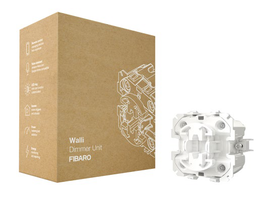 FIBARO Walli Dimmer Unit (10 Pack)