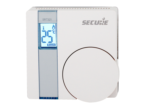 Secure SRT321 Raumthermostat
