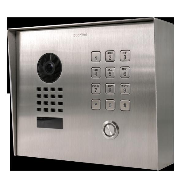 DoorBird IP Video Türstation D1101KH Classic Aufputz
