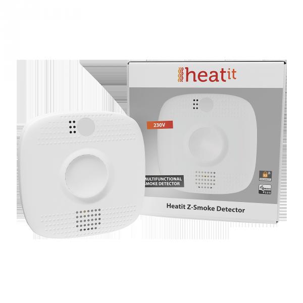 Heatit Z-Smoke Detector 230 V