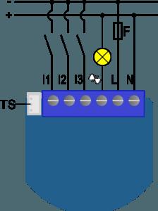Qubino-Flush-Dimmer-24VDC