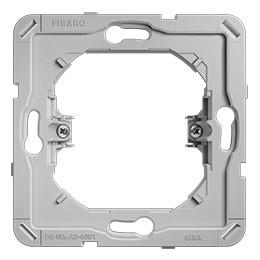 FIBARO Walli Mounting Frame Fibaro/Gira55