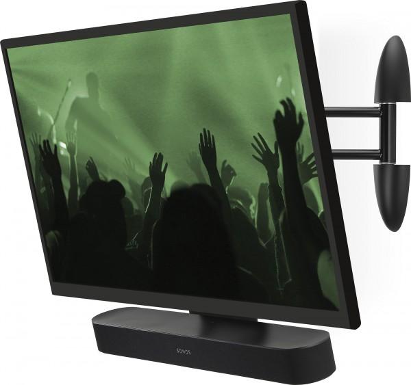 Flexson TV-Halterung beweglich für Sonos Beam