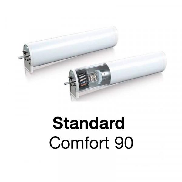 Mio Decor Elektrische Vorhangschiene Standard-Set