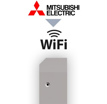 Intesis WLAN-Schnittstelle für Mitsubishi Electric Domestic, Mr.Slim und City