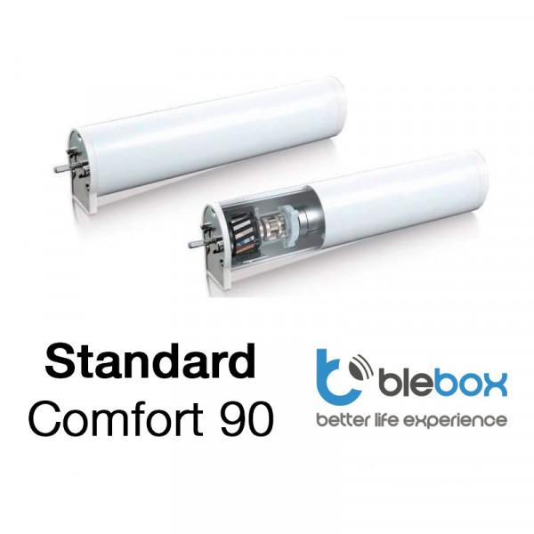 Mio Decor Elektrische Vorhangschiene Standard-Set – blebox