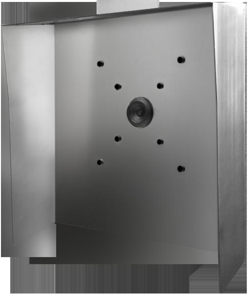 DoorBird Wetterschutzkasten für D21xKH Video Türstationen