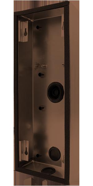 DoorBird D2102BV/D2103BV Aufputz Montagerückgehäuse