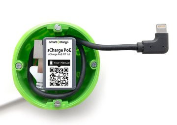Smart Things s28 L sCharge PoE FIT Lightning