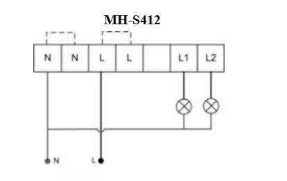 MCO-Home_MH-S412_Kabelverbindung