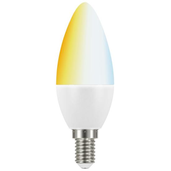tint white LED Kerzenform
