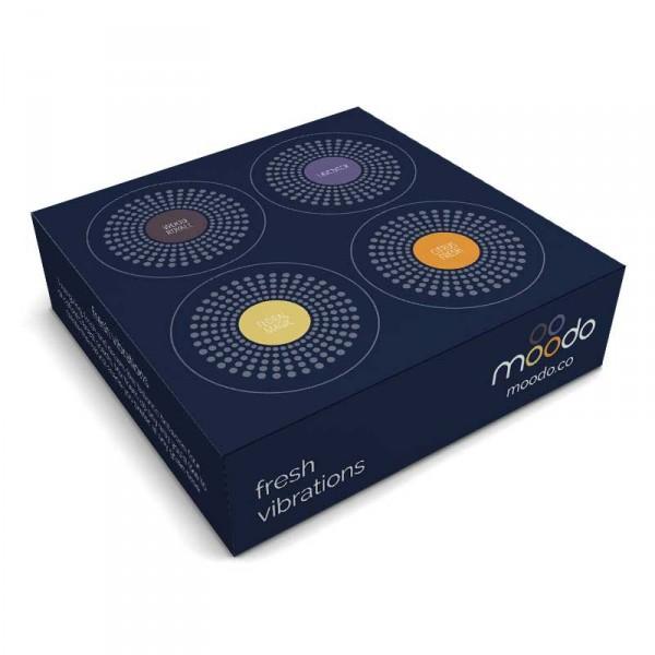 Moodo Kapsel-Set Fresh Vibrations