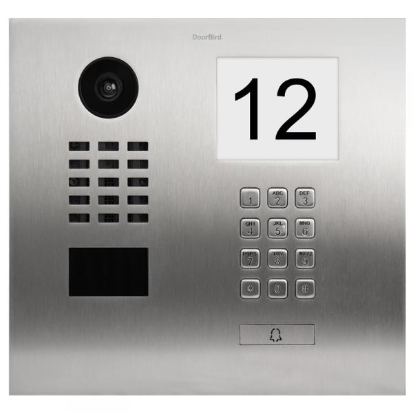 DoorBird IP Video Türstation D2101IKH