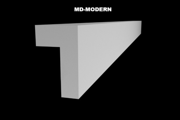 Mio Decor MODERN Styrodur XPS