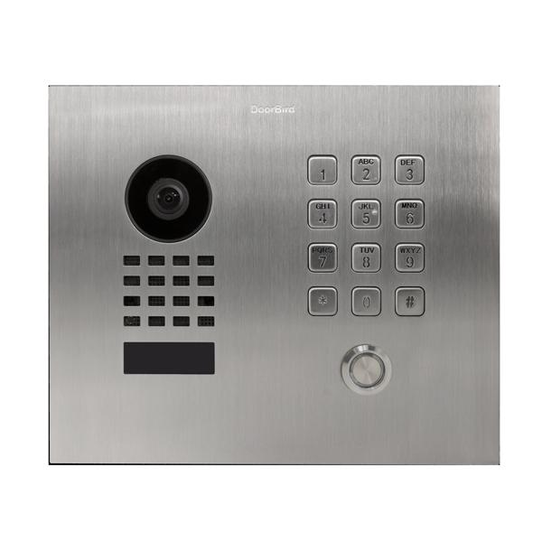 DoorBird IP Video Türstation D1101KH Classic Unterputz