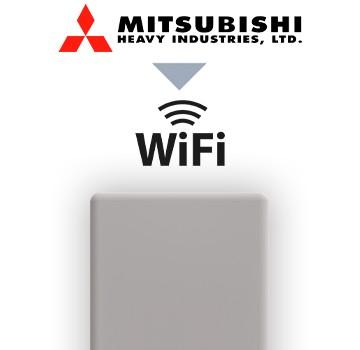 Intesis WLAN-Schnittstelle für Mitsubishi Heavy Industries FD und VRF-Systeme