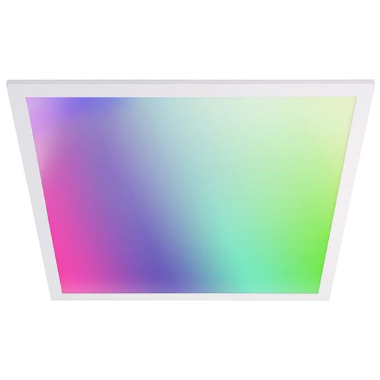 tint LED-Panel Loris quadratisch white+color