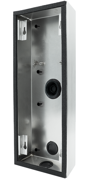 DoorBird D2102V/D2103V/D2101WV Aufputz Montagerückgehäuse