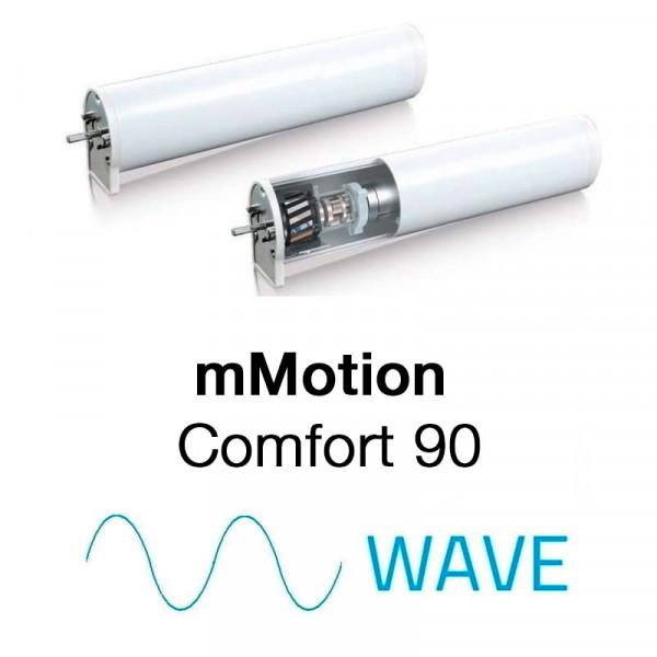 Mio Decor Elektrische Vorhangschiene mMotion – Wave