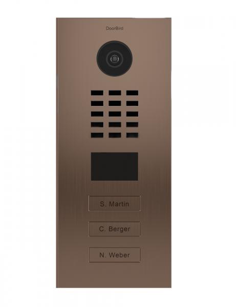 Frontblende für DoorBird D2103BV