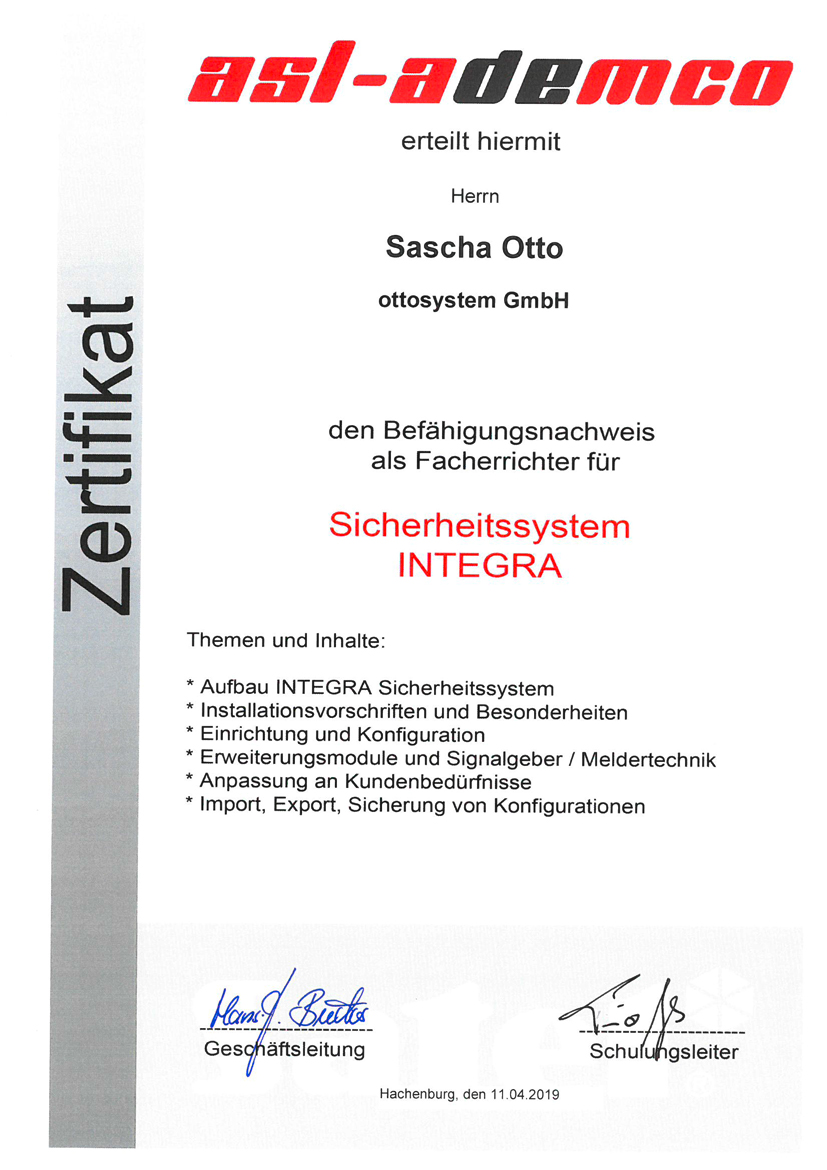 Satel-Integra-Schulung-2019