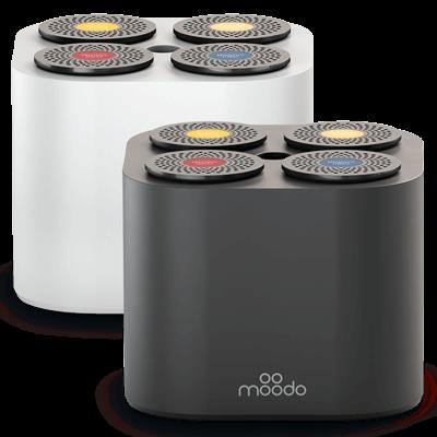 Moodo Smart Duftspender Starter Pack ohne Akku