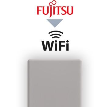 Intesis WLAN-Schnittstelle für Fujitsu RAC und VRF-Systeme (zum Wandbediengerät)