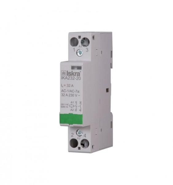 Qubino Smart Meter Zubehör IKA232-20/230 V - Contactor