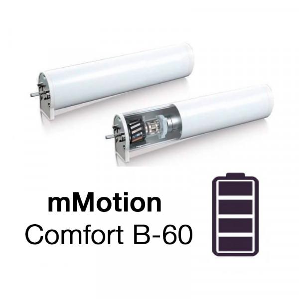 Mio Decor Elektrische Vorhangschiene mMotion Akku – Microflex