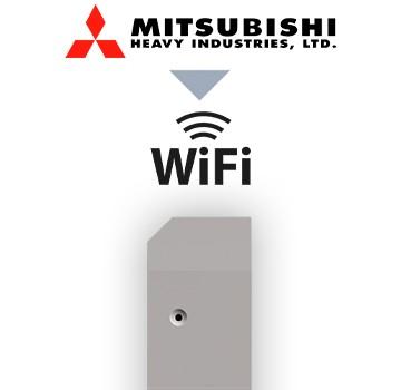 Intesis WLAN-Schnittstelle für Mitsubishi Heavy Industries Domestic Einheiten