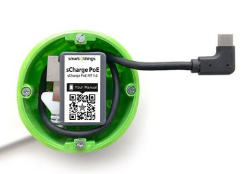 Smart Things s28 C sCharge PoE FIT USB-C