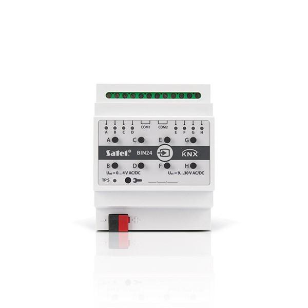 Satel KNX-BIN24 Universal-Binäreingangsmodul