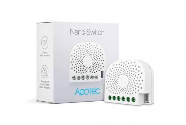 Aeotec Nano Switch