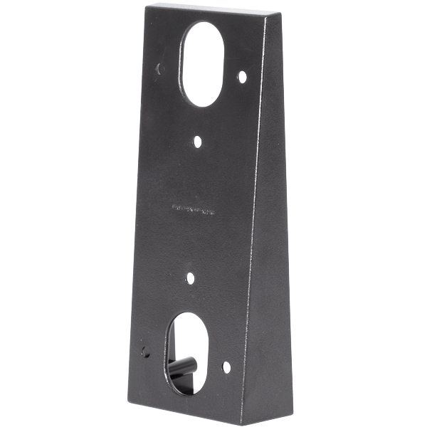 DoorBird Eck-Keil-Wandmontageadapter A8001 für D1101V Aufputz