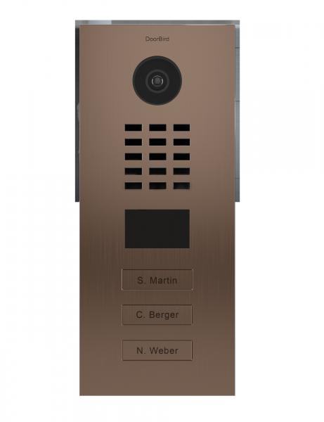 DoorBird IP Video Türstation D2103BV